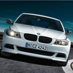 Оригинал Аэрод.к-т порога BMW Performance грунт. (51192149517)