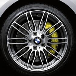 Оригинал BMW Колесный диск легкоспл.дов.до блеска (36116781042)