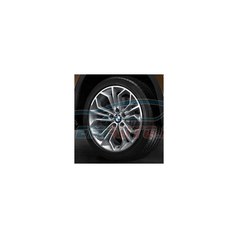 Оригинал BMW Колесный диск легкоспл.дов.до блеска (36116789147)