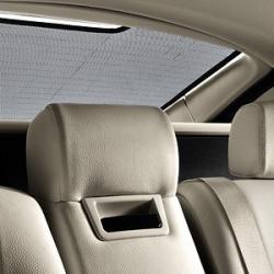 Оригинал BMW Солнцезащ.шторы задн. и боковых стекол (51460416673)
