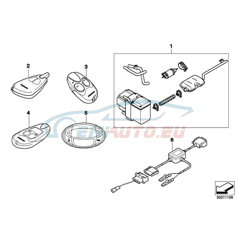 Fog Light Wiring Kit