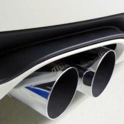 Оригинал BMW Насадка 'Performance' ромированная (18302293739)