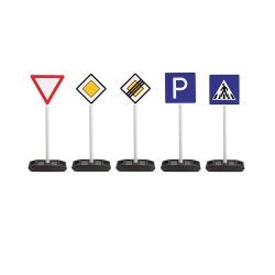 Оригинал Дорожные знаки BMW, комплект 1 (80930396137)
