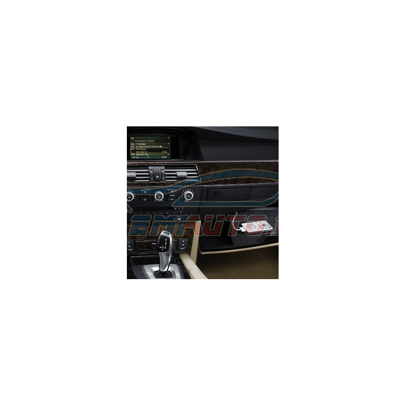 Genuine BMW Retrofit kit, USB/iPOD interface (65410427467)