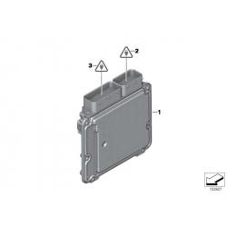 Оригинал BMW Базовый ЭБУ DDE (13618509035)
