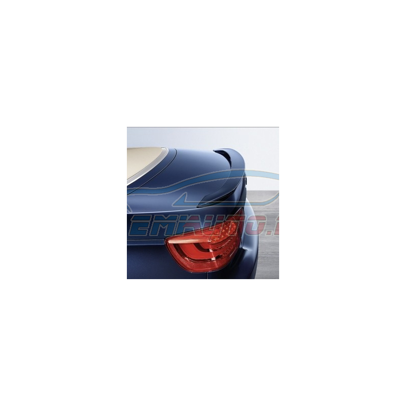 Genuine BMW Rear-lid spoiler, primed (51710443132)