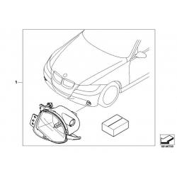 Оригинал BMW Освещение поворотов (63130414593)