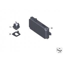 Оригинал BMW ЭБУ видеокамеры заднего вида (66539285388)