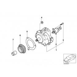Оригинал BMW Оборотный насос высокого давления (13518511824)