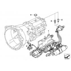 Оригинал BMW Гидравлический узел (23427507164)