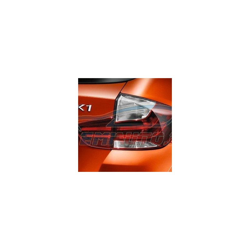 Original BMW Nachrüstsatz Heckleuchte Black Line (63212167286)