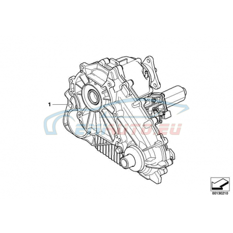 Auxiliary Transmission Pump