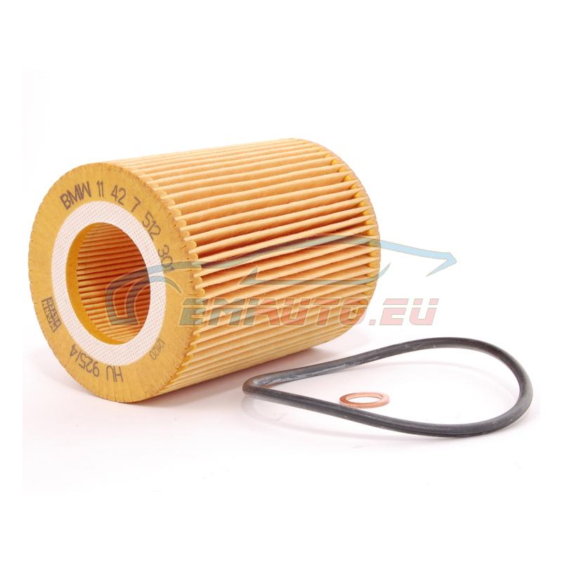 Genuine BMW Set oil-filter element (11427512300)