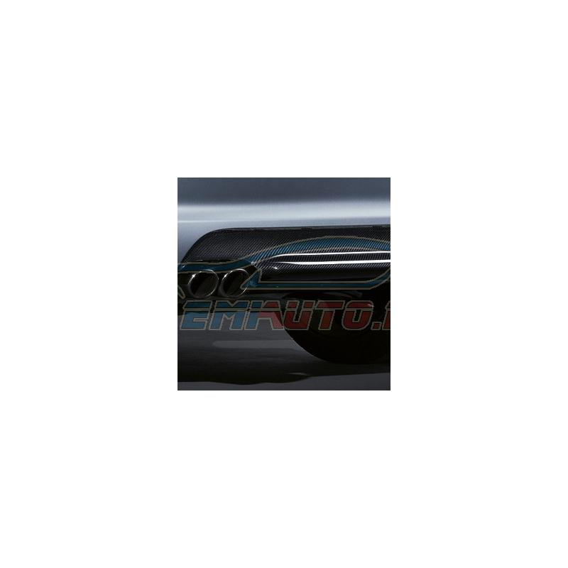 Оригинал BMW Накладка на диффузор (51120414220)
