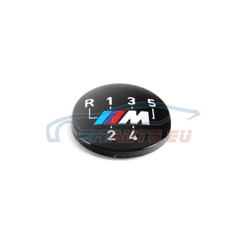 Genuine BMW EMBLEM ADHERED (25111221613)