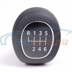 Genuine BMW Gear shift knob plastic/6-speed (25117531232)