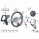 Оригинал BMW Соединительный провод рулевого колеса (32307848337)