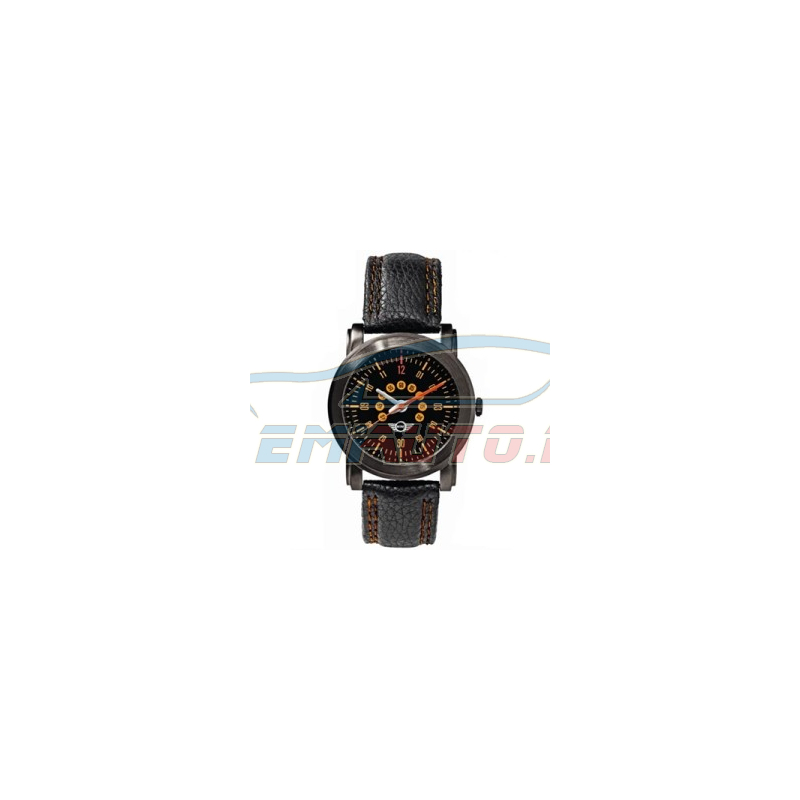 Original MINI SPEEDOMETER BLACK (80262220867)