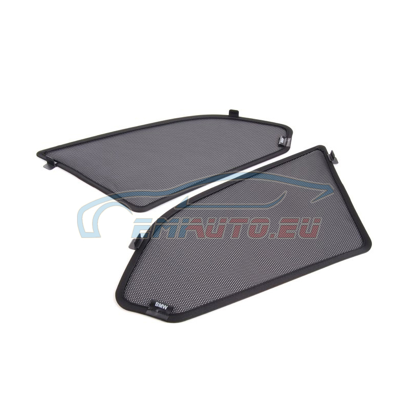 Genuine BMW Rear side windows sun blind (51400406865)