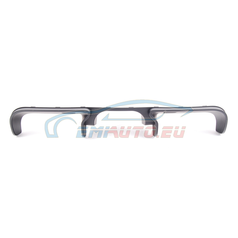 Genuine Mini Air duct, middle (51747330558)