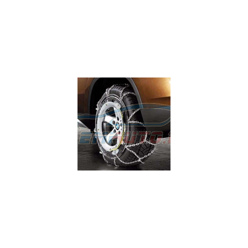 Genuine BMW Snow chain system Rud-Matic Disc (36110392171)