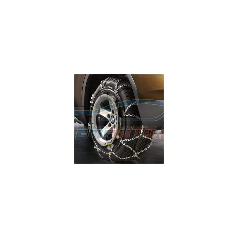 Genuine BMW Snow chain system Rud-Matic Disc (36110009738)