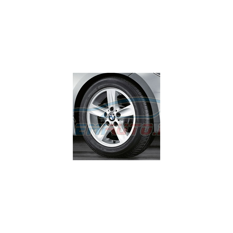Genuine BMW Set complete alloy wheels summer (36110391712)