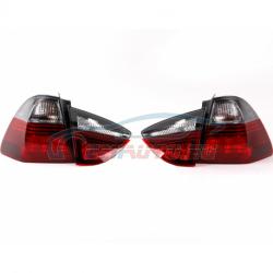 Оригинал BMW К-т доосн.блоками фонарей Зд Black Line (63210411414)