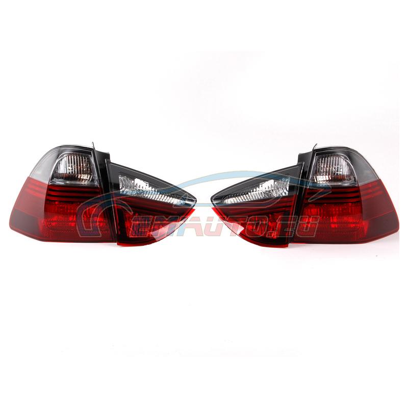 Genuine BMW Retrofit kit rear light Black Line (63210411414)