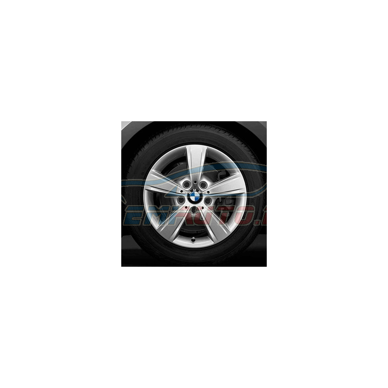 Genuine BMW Set complete alloy wheels summer (36112241520)