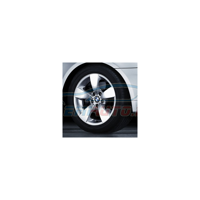 Genuine BMW Set complete alloy wheels summer (36110309056)