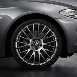 Оригинал BMW К-т кол.в сб.с RDC LC, летн., ferricgrey (36112161556)