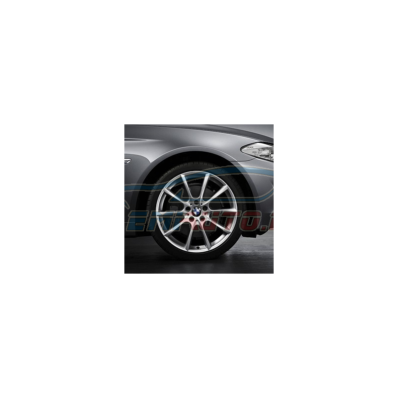 Genuine BMW Set complete alloy wheels summer (36112179552)