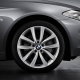 Genuine BMW Set complete alloy wheels summer (36110038594)