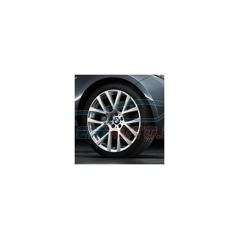Genuine BMW Set complete alloy wheels summer (36110445503)