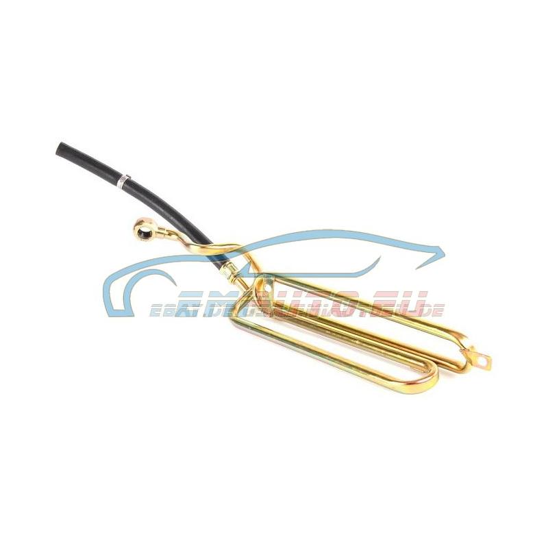 Оригинал BMW Возвратный трубопровод с охлажд.контуром (32411141714)
