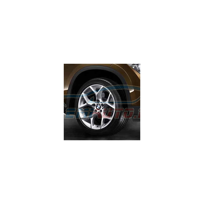 Genuine BMW Set complete alloy wheels summer (36112167836)