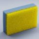 Genuine BMW Sponge for plastic care, outer (83120427834)
