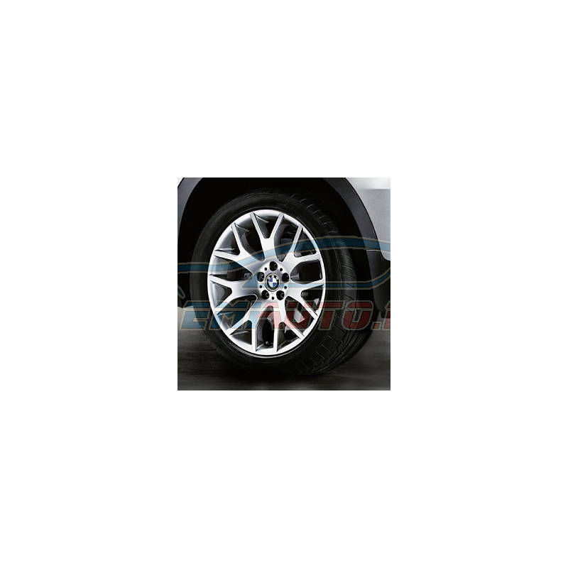Genuine BMW Set complete alloy wheels summer (36110416298)