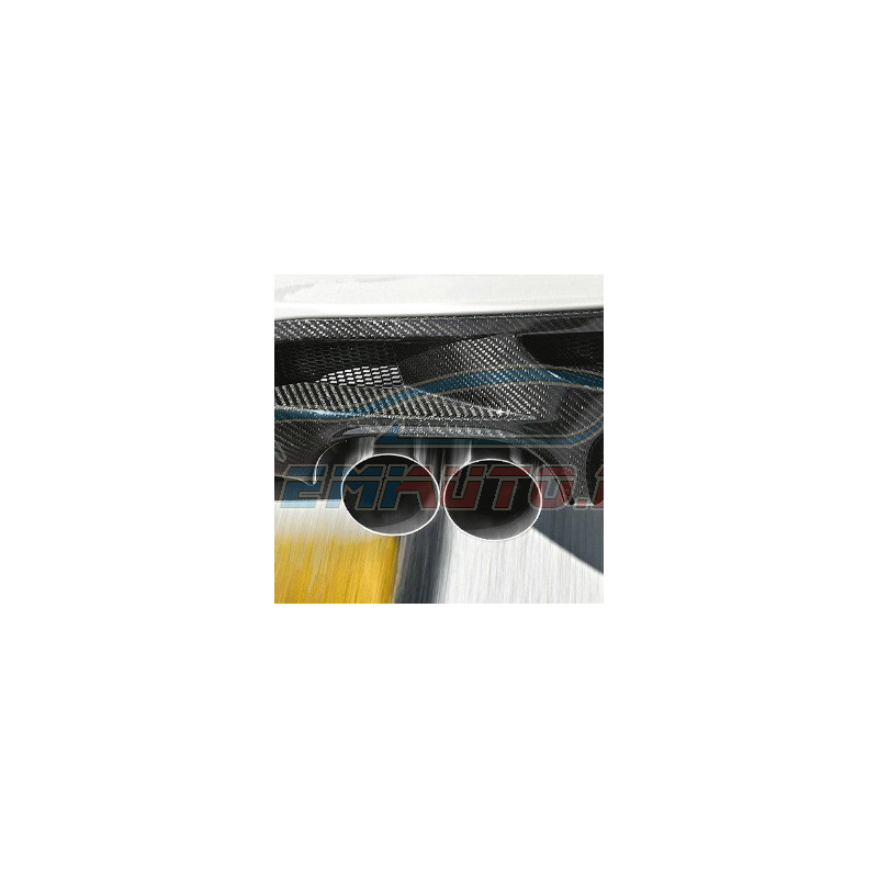 Оригинал BMW Система глушителей (18302185801)