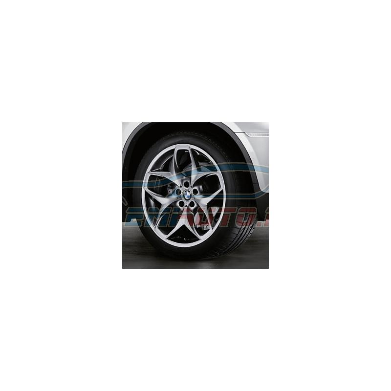 Original BMW Komplettradsatz Sommer ferricgrey (36110426663)