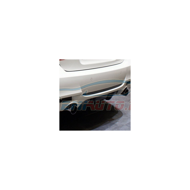 Оригинал BMW Система глушителей (18102410682)