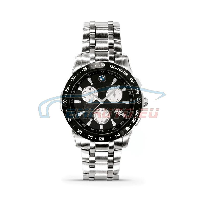 Genuine BMW wristwatch Sport Chrono (80262365456)