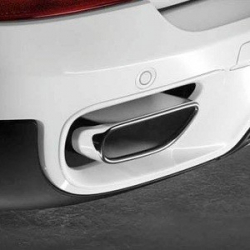Оригинал BMW Глушитель Performance (18302166934)