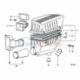 Оригинал BMW Сменный элемент фильтра (13721247835)