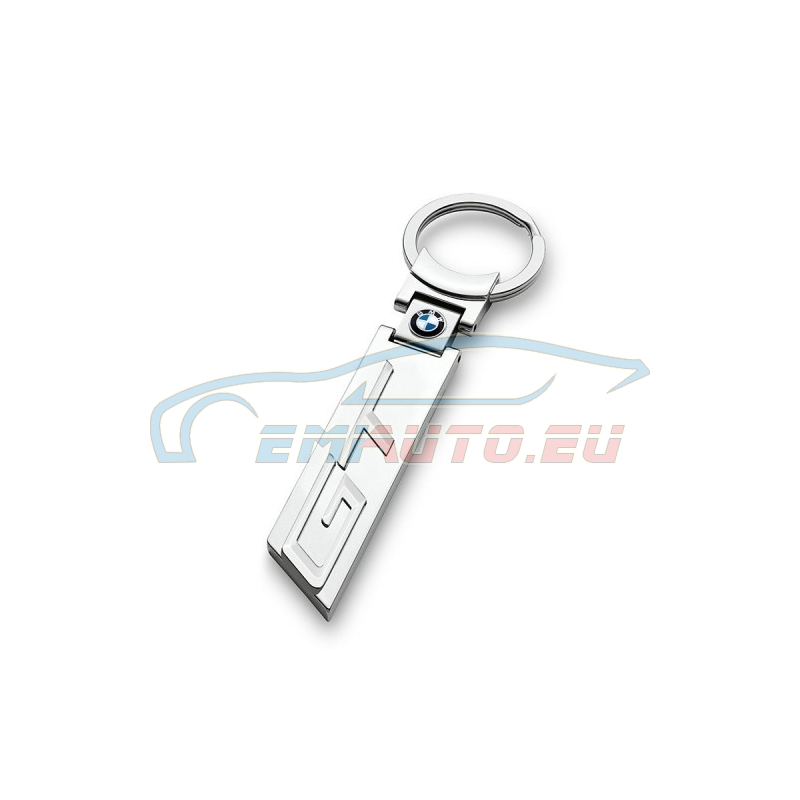 Оригинал Брелок для ключей BMW GT (80232157673)
