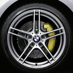 Оригинал BMW Колесный диск легкоспл.дов.до блеска (36116791999)