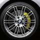 Genuine BMW Disc wheel, light alloy, bright-turned (36116781047)
