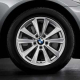 Оригинал BMW Колесный диск легкоспл. reflex-silber (36116780720)