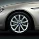 Genuine BMW Disc wheel, light alloy, reflex-silber (36116794688)